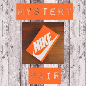 ??? NEW NIKE MYSTERY PAIR $80+ VALUE